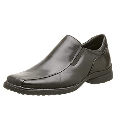 Kenneth Cole REACTION Men's Punchual Slip on | Loafers & Slip-Ons
