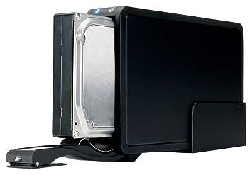 FANTEC ER-35U3-6G, Base de conexión externa para discos duros de 8.89