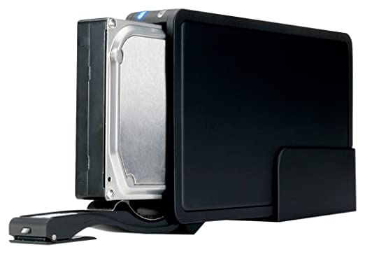 """4 opinioni per Fantec ER-35U3-6G Box per Disco da 3,5"""","""