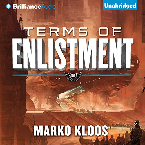 Terms of Enlistment: Frontlines, Book 1 Audiobook [Free Download by Trial] thumbnail