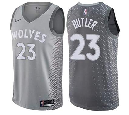 e18e38147e90 ... store nike jimmy butler minnesota timberwolves silver swingman city  edition jersey mens small a34a7 bb9db