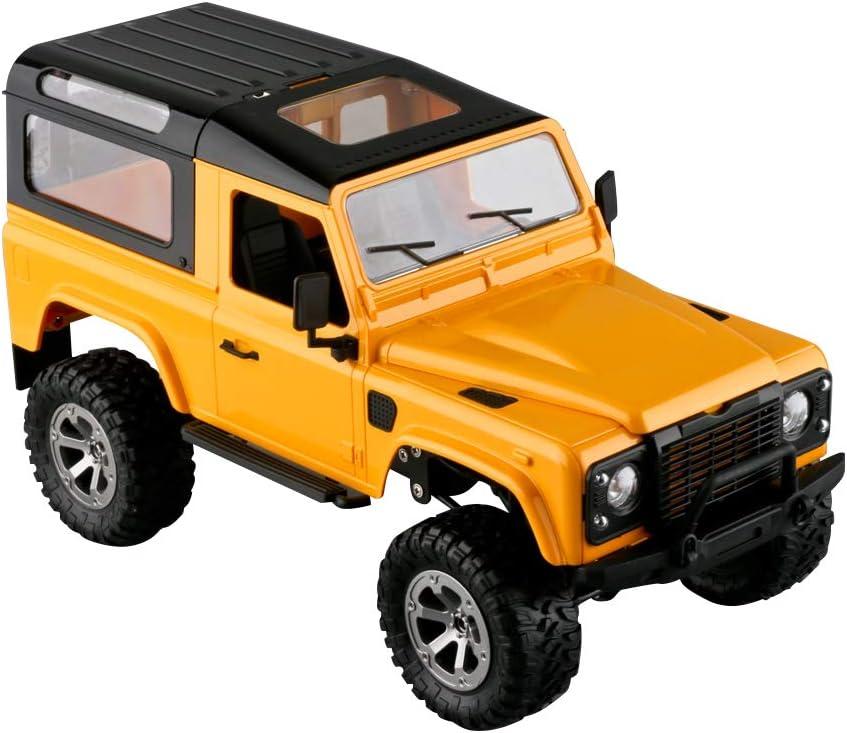 Goolsky FY003AB 1//16 Voiture Tout-Terrain SUV RC Voiture RC Desert Buggy Truck 2,4 GHz 4WD Haute Vitesse t/él/écommande RTR RC Voiture avec Ensemble de Roue de Piste Caterpillar