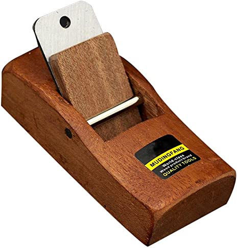 DIY Mini Hand Wood Plane Planer Woodworking Carpentry Trimming Tool #1