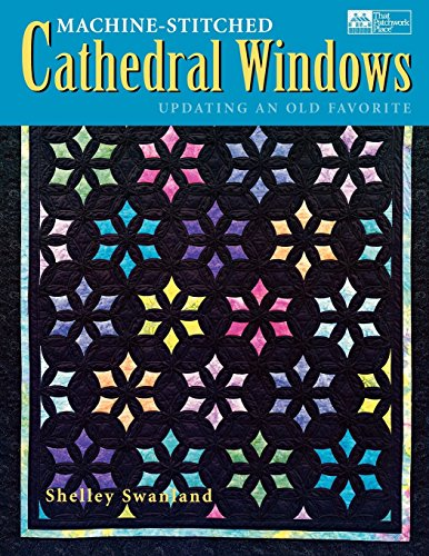 cathedral window quilt book - 2