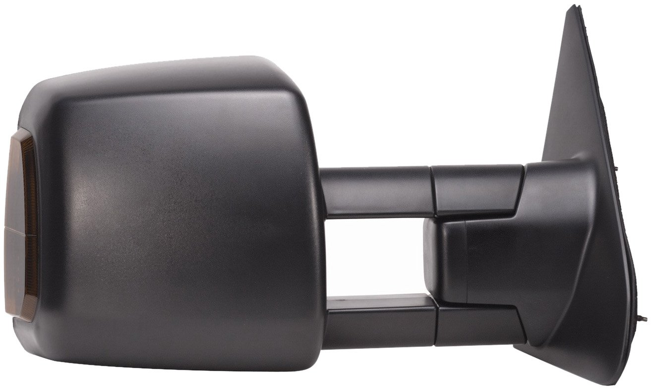 Fit System 70103T Passenger Side Replacement OE Style Heated Power Folding Mirror