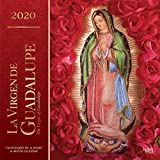 La Virgen de Guadalupe 2020 12 x 12 Inch Monthly Square Wall Calendar with Foil Stamped Cover, Virgin of Guadalupe Mexico City (Spanish and English Edition)