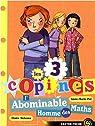 Les 3 copines, Tome 3 : L'Abominable Homme des Maths par Pol