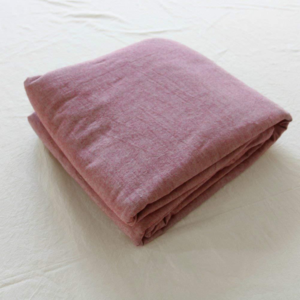 Bixiangji ベッドの裏地の綿のキルトカバーシングルピースカバー、シングルダブルベッドの項目 (Color : 220*240cm(87x94inch), サイズ : A) B07Q7P1W49 220*240cm(87x94inch) A