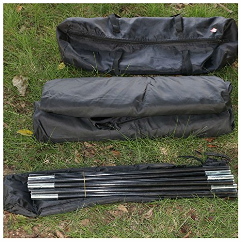 Outdoor 10' Golf Practice Training Driving Hit Net Cage Aid Driver Irons W/Bag by Unknown (Image #2)