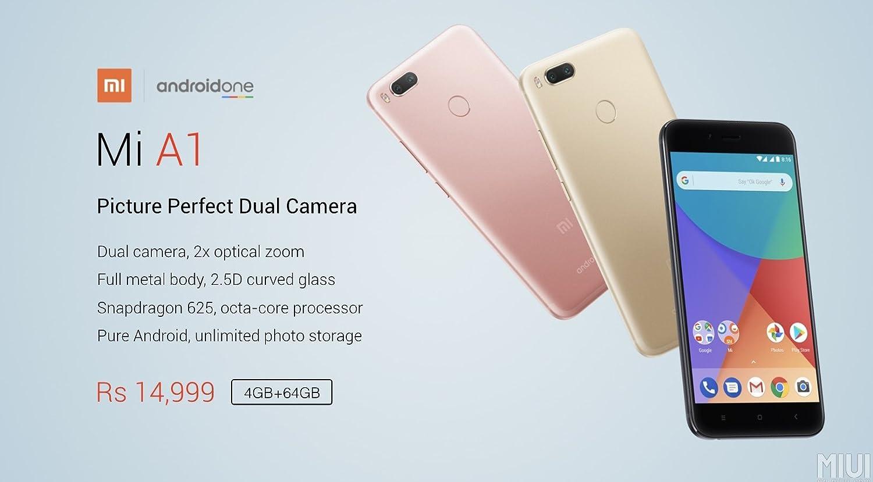 Xiaomi Mi A1 14 cm (5.5