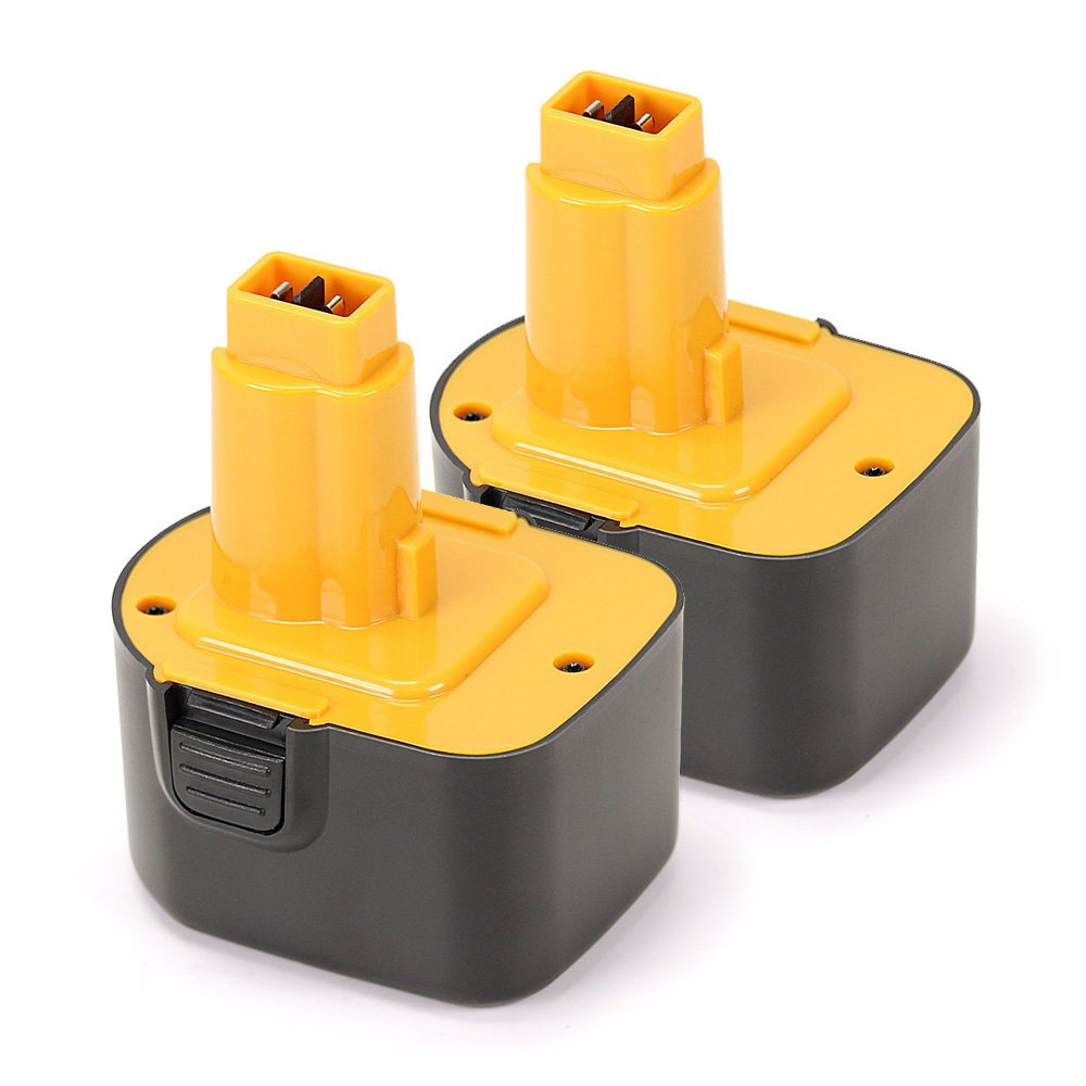 POWERGIANT Replacement Dewalt 12V Battery,3000mAh Nimh Drill Battery for DeWalt DE9071 DE9074 DE9075 DC9071 DE9037 DE9501 DE9072 DW9071 DW9072 EZWA49