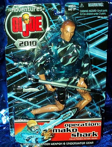 The Adventures of GI Joe 2010 Operation: Mako Shark 12
