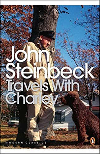travels charley in search of america penguin modern  travels charley in search of america penguin modern classics amazon co uk john steinbeck jay parini 9780141186108 books