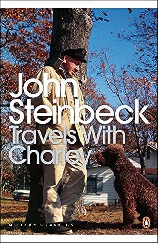 travels charley in search of america penguin modern  travels charley in search of america penguin modern classics amazon co uk john steinbeck jay parini 9780141186108 books
