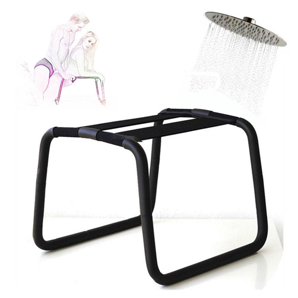 van-guard Mobili regolabili impermeabili multifunzionali della sedia del bagno della posizione del bagno per le coppie