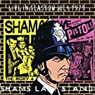 Sham's Last Stand: Live in Glasgow July 1979
