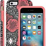 "OtterBox SYMMETRY SERIES Slim Case for Apple iPhone 6s & iPhone 6 (4.7"") - Retail Packaging - PINK SWIRL"