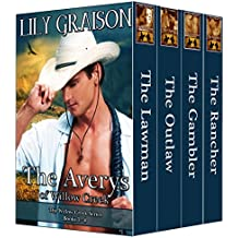 The Averys of Willow Creek: The Willow Creek Series Books 1 - 4