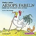 Aesops Fabeln oder Die Weisheit der Antike Hörbuch von Dimiter Inkiow Gesprochen von: Peter Kaempfe