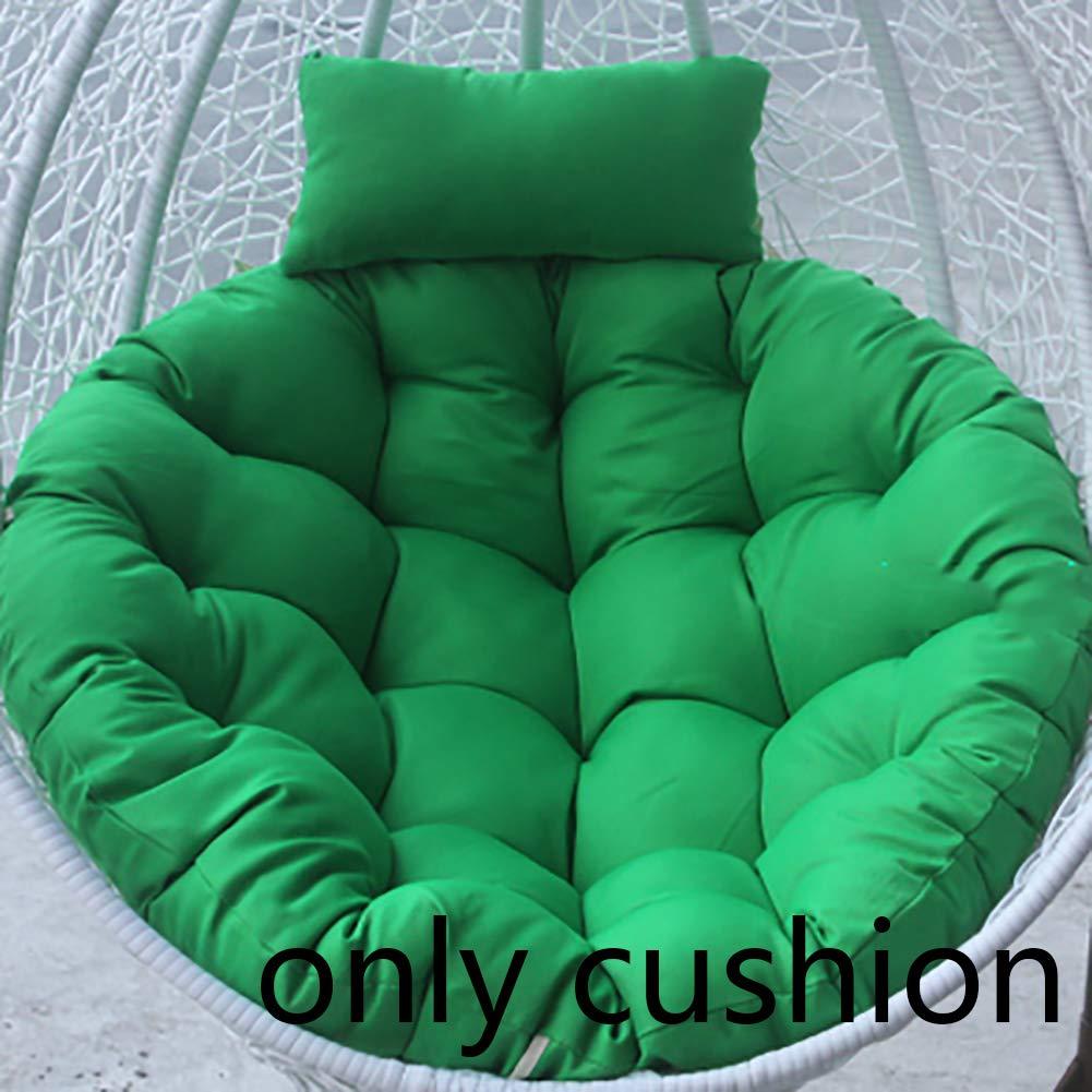 MSM Surdimensionn/é Coussin De Chaise 41x41inch Chaise Pas Inclus-Brown 105x105cm /évier dans Nos /Épais Et Papasan Solid Color Bourr/é Papasan