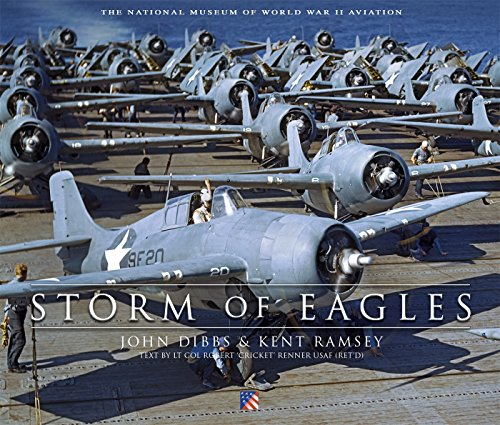 Storm of Eagles: The Greatest Aerial Photographs of World War II: The Greatest Aviation Photographs of World War II (Best World War 2 Fighter Plane)