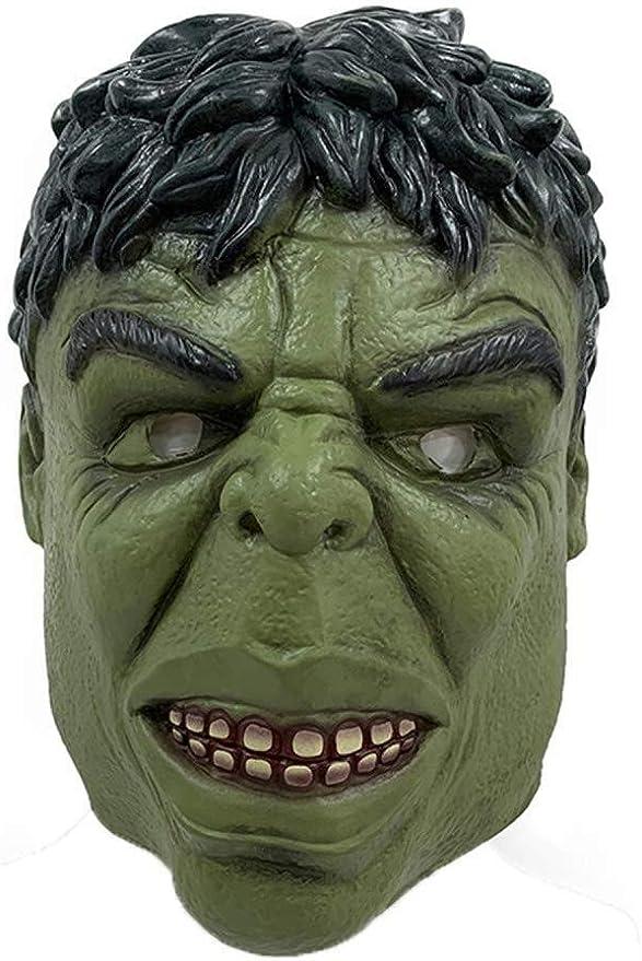 Máscara de Halloween Hulk for Adultos Niños Disfraz de Halloween ...