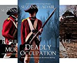 img - for Michael Stoddard American Revolution Mysteries (3 Book Series) book / textbook / text book
