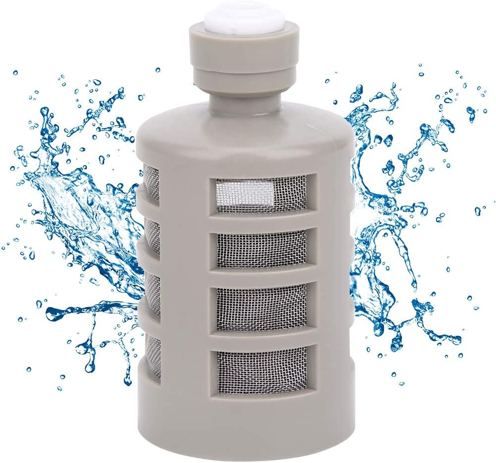 Tasteless Healthy Non‑Toxic Tap Water Filter Multifunctional for Water Tanks Tolite Home for Tap Water Low Pressure Filter