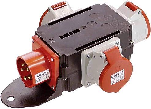 Stromverteiler Baustromverteiler Verteiler Baustelle Industrie CEE-Steckdose