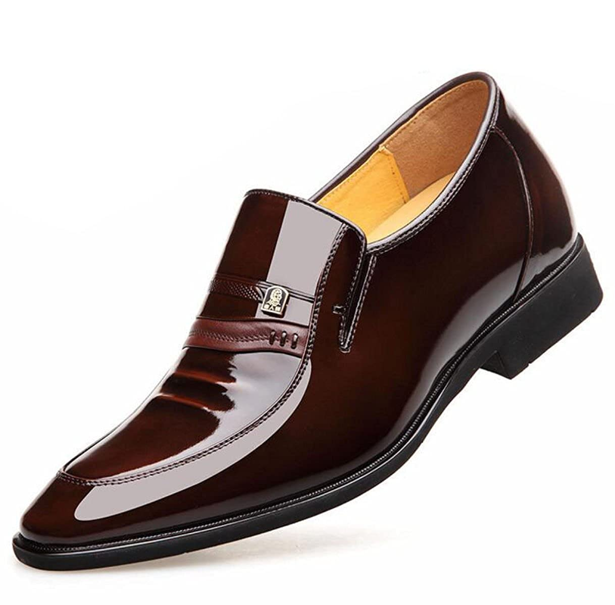 GTYMFH Herrenschuhe Herrenschuhe Herrenschuhe Leder Business