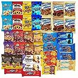 2 Pepperage Farm Milano Cookies 4pk 2 Keebler Soft Batch Chocolate Chip Cookies 4pk 2 Keebler Mini Fudge Stripe Cookies 2oz bag 2 Keebler M&M's Bite Size Cookies 1.6oz 2 Grandma's Cookies Chocolate Brownie 2.5oz 2 Grandma's Cookies Chocol...