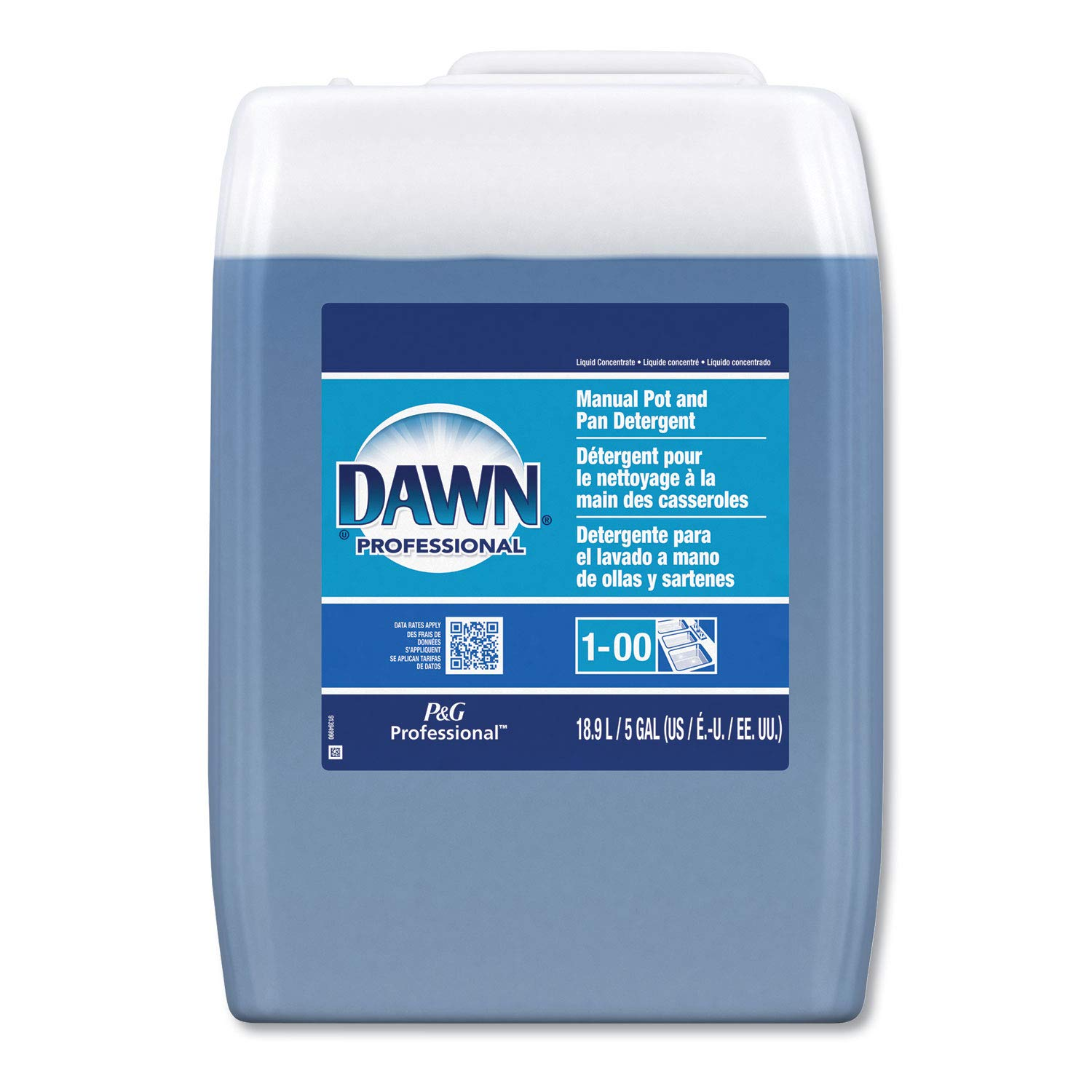 Amazon.com: Dawn Professional Dish Soap 5 Gallon, Clean Scent (70681): Health & Personal Care
