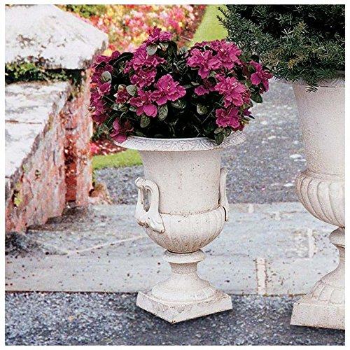 Design Toscano Chateau Elaine Authentic Iron Urn - Medium ()