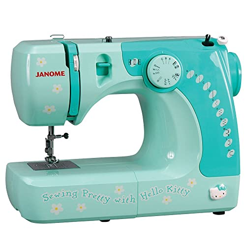 Janome Hello Kitty Sewing Machine Review