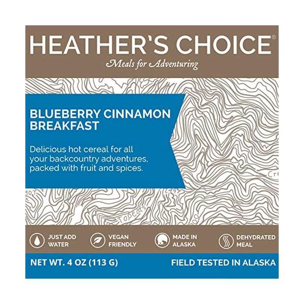 Heathers Choice Blueberry Cinnamon