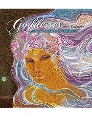 Goddesses: Paintings by Susan Seddon Boulet 2018 Wall Calendar