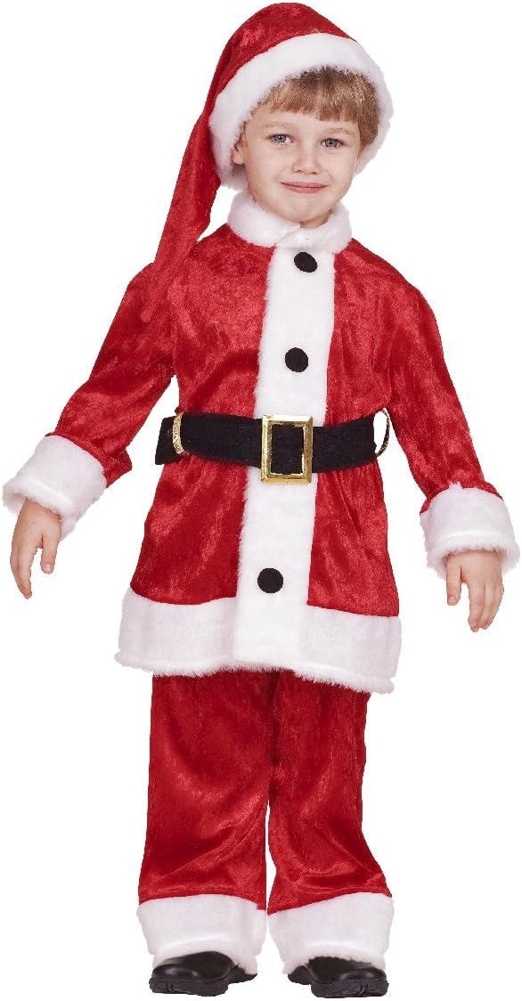Mortino Traje de niño Traje de gnomo de Navidad Traje de Disfraz ...