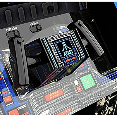 Arcade1Up Star Wars Home Arcade Cabinet with Custom Riser: Office Products
