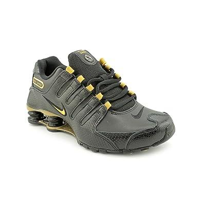 sale retailer 2a6e8 e9c83 ... coupon for nike shox nz sneaker schwarz goldfarben gr.36 44d1a 24a03