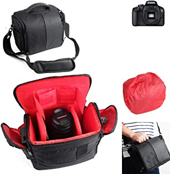 K-S-Trade para Canon EOS 4000D: Impermeable Anti-Choque DSLR SLR ...