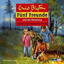Fünf Freunde und der Hexenring (Fünf Freunde 53) Hörbuch von Enid Blyton Gesprochen von: Rosemarie Fendel