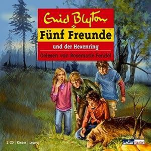 Fünf Freunde und der Hexenring (Fünf Freunde 53) Hörbuch
