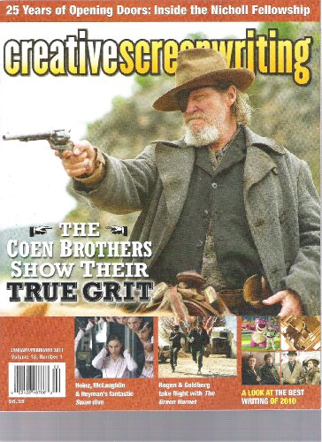 Creative Screen Writing Magazine (The Coen Brothers, January/February 2011) ()