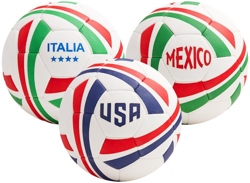 American Challenge Torinoサッカーボール B0742HF61K 3|USA USA 3