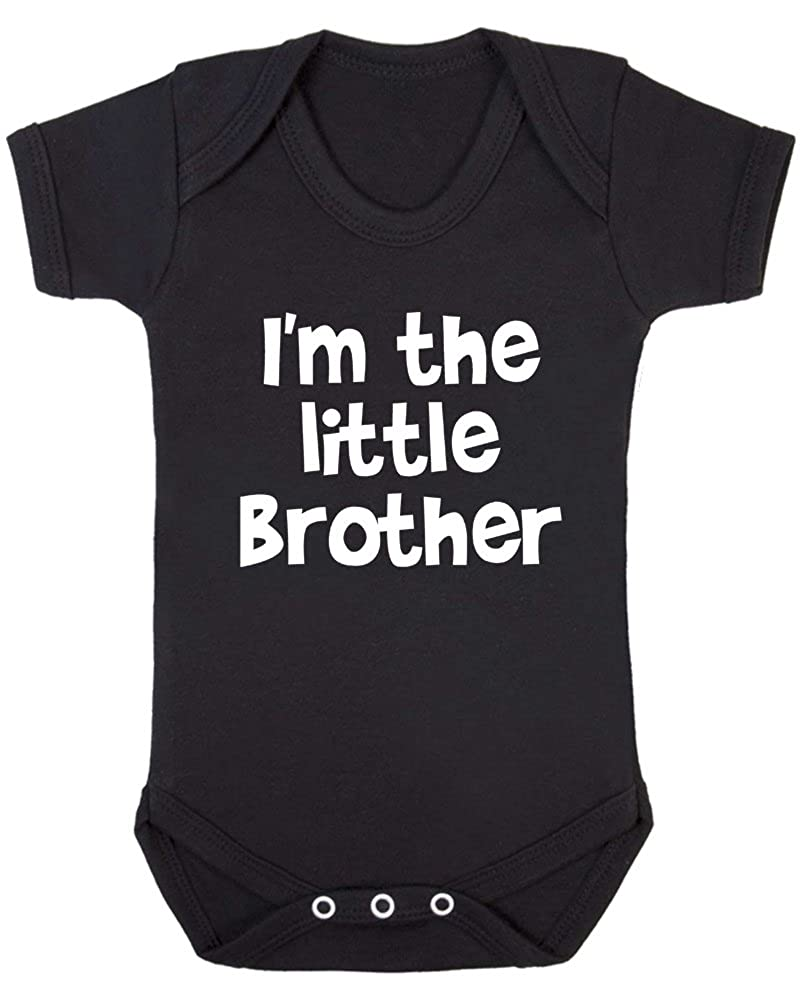 I'm The Little Brother Baby Vest.