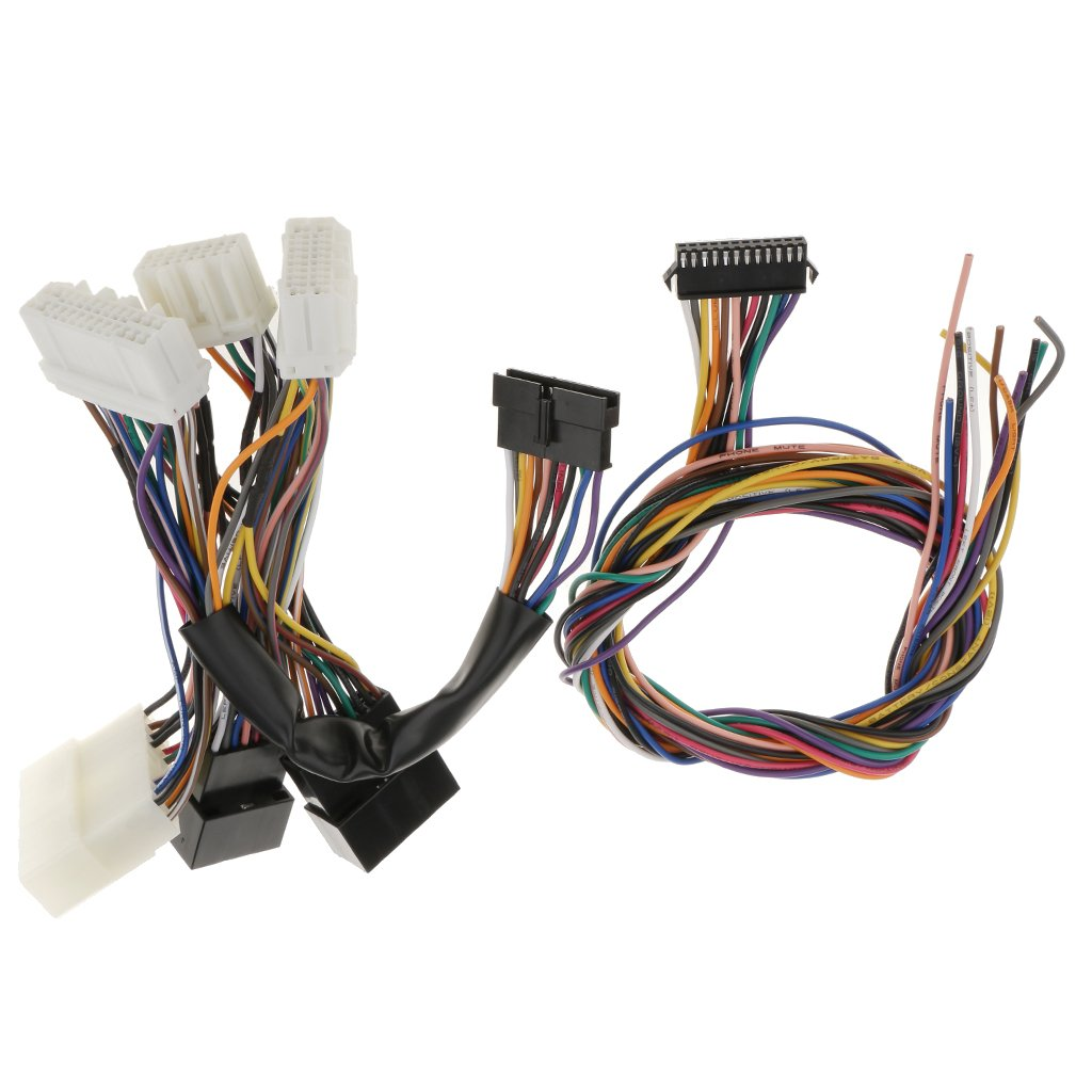 Amazon.com: MonkeyJack OBD0 to OBD1 Replace ECU Jumper Conversion Wiring  Harness For HONDA ACURA: Automotive