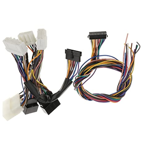 Pleasant Amazon Com Monkeyjack Obd0 To Obd1 Replace Ecu Jumper Conversion Wiring Cloud Brecesaoduqqnet
