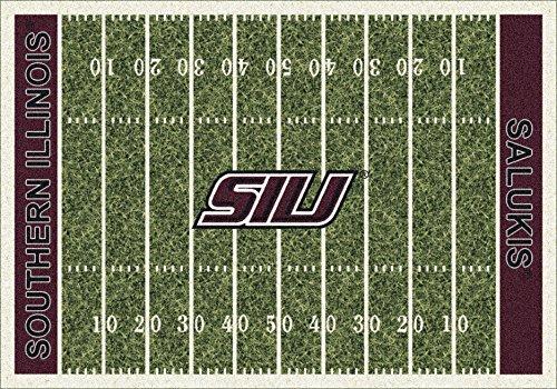 Southern Illinois Salukis Rug (NCAA Home Field Rug - Southern Illinois Salukis, 7'8