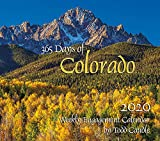 365 Days of Colorado 2020 Engagement Calendar