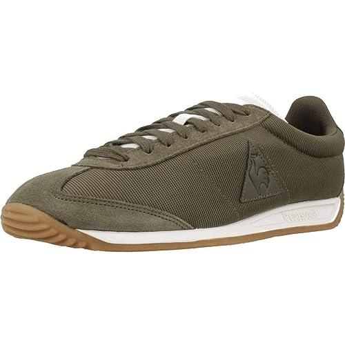 Calzado Deportivo para Hombre, Color Verde, Marca LE COQ SPORTIF, Modelo Calzado Deportivo para Hombre LE COQ SPORTIF Quartz Craft Verde: Amazon.es: Zapatos ...